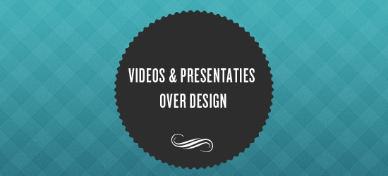 videos-en-presentaties-over-design